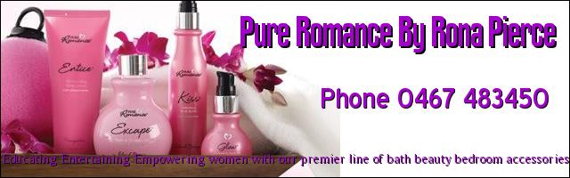 Pure romance by Rona Pierce